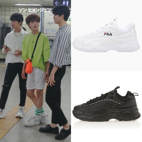 [FILA] RAY WHITE_PRODUCE X 101
