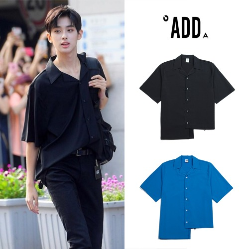 [ADD] ADD ID SHIRT 2COLOR_PRODUCE X 101
