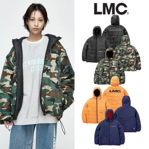 [LMC] LMC THINSULATE REVERSIBLE HOODED JACKET