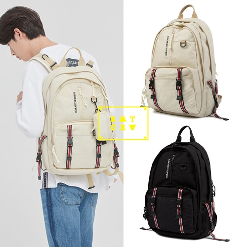 [ROMANTICCROWN]CEREMONY CORDURA BACKPACK 2COLOR