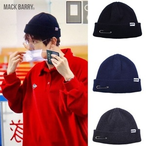 [EXOITEM] MCBRY SHORT BEANIE 3COLOR