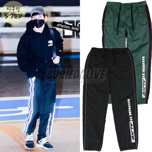 [EXO ITEM]BA SPLIT TRACK PANTS 2COLOR