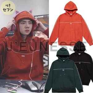 [EXOITEM] PIPING HOODIE 3COLOR