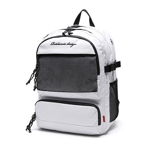 [ROIDESROIS] OMG BACKPACK WHITE