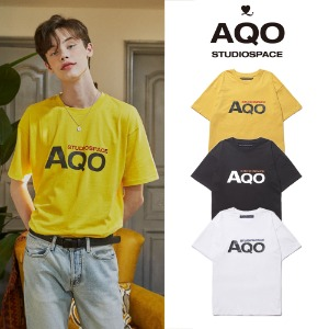 [AQOSTUDIO] AQO SIGNATURE T SHIRT 3COLOR
