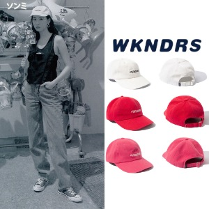 [WKNDRS]  TEENAGER CAP 3COLOR_ソンミ