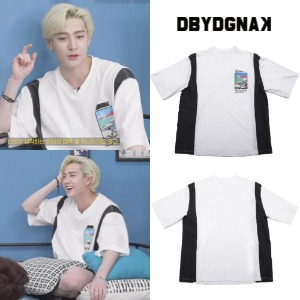 [DBYDGNAK] HOLIDAY T-SHIRTS WHITE_STRAYKIDS