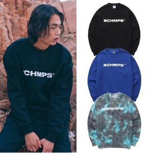 [BORNCHAMPS] BCHMPS SWEAT SHIRT CESDMMT01 3COLOR