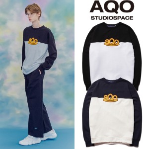 [AQOSTUDIO]AQO FAVORITE SWEATSHIRTS 2COLOR