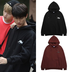 [BURIEDALIVE] BA SP LOGO HOOD 2COLOR
