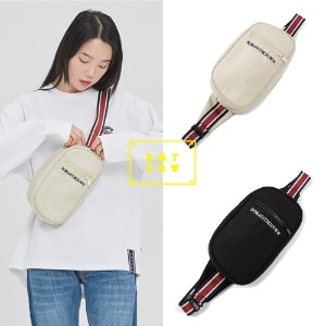 [ROMANTICCROWN] CEREMONY CORDURA WAIST BAG 2COLOR