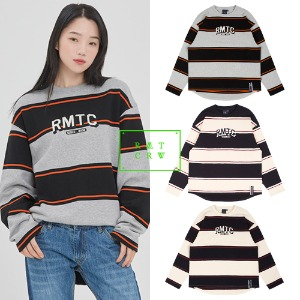 [ROMANTICCROWN] RMTC STRIPED LONG SLEEVE 3COLOR