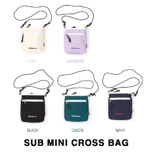 [ROIDESROIS] SUB MINI COSS BAG 5COLOR