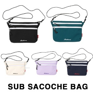 [ROIDESROIS] SUB SACOCHE BAG 5COLOR