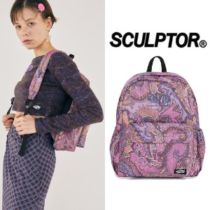 [SCULPTOR] PAISLEY BACKPACK