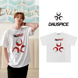 [DAUSPICE] FUNKY LINE SPICE T-SHIRTS
