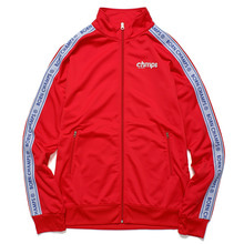 [BORNCHAMPS] BC LOGO TRACK TOP CERCMJK01RE