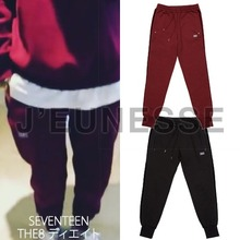 [JEUNESSE] VELOUR JOGGER PANTS 2COLOR_SEVENTEEN