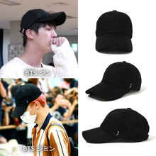 [JOYMENT]COTTON LOGO J BALL CAP(BK)_BTSジミン,ジン