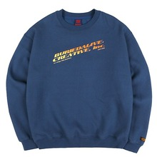 [BURIEDALIVE] BA INC SWEATSHIRTS NAVY
