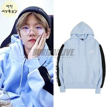 [EXO ITEM] BA M.COLOR HOOD SKY BLUE
