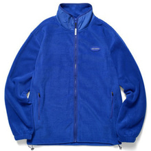 [BORNCHAMPS] BCR POLAR FLEECE ZIP-UP CERDMJK03BL