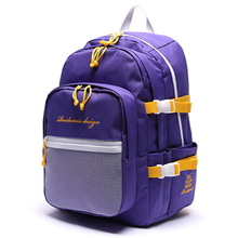 [ROIDESROIS] OH OOPS BACKPACK PURPLEYELLOW