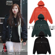[JEUNESSE] PIPING HOODIE 3COLOR_TWICE_EXO