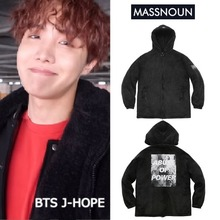[MASSNOUN] DOUBLE SOFT WOOL GASMASK JUMPER_BTS