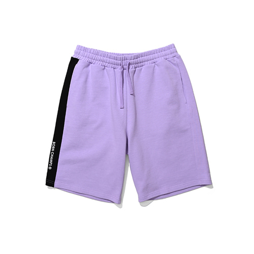 [BORNCHAMPS] SIDE COLOR PANTS CESBMTP03PU