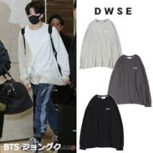 [DWSE] LHERITAGE LONG SLEEVE 3COLOR_BTS