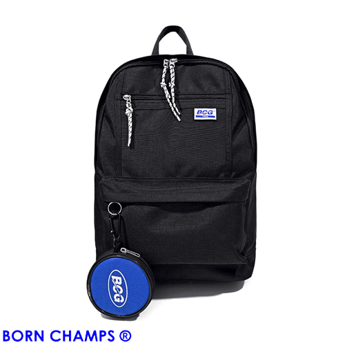 [BORNCHAMPS] BCG POUCH BACKPACK CESFMBG09BK
