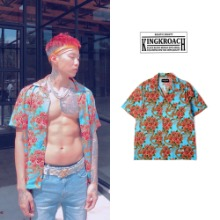 [KING KROACH] EDEN RAYON HAWAIIAN SHIRT_JAY PARK