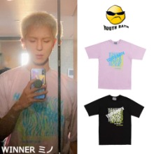 [YOUTHBATH] ZB GRAPHIC SHORT SLEEVE T 2COLOR_WINNER