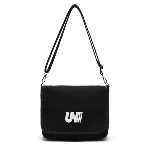 [UNIONOBJET] UNII CROSS BAG BLACK