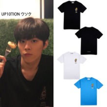 [TRIPPIN CLOTHES] HWARYEO GANGSAN T-SHIRTS 3COLOR_UP10TION