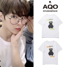 [AQOSTUDIO] AQO BEAR T SHIRT 2COLOR_PRODUCEX101
