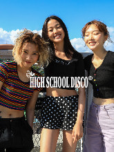 HIGH SCHOOL DISCO 2019S/S