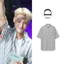 [DUNST]UNISEX OFFICIAL OVERSIZED SHIRT_NCT