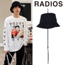 [RADIOS] RDS COTTON BUCKET HAT TRACK.2_BTS