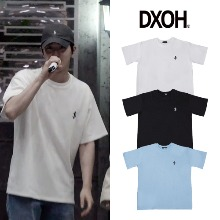 [DXOH] SMILE LOGO T-SHIRT 3COLOR_EXO_WANNAONE_TWICE
