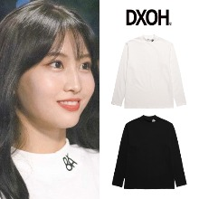 [DXOH] DXOH 19FW LOGO TURTLENECK 2COLOR_TWICE_VIXX_GUGUDAN