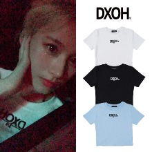 [DXOH] 19SS LOGO CROP 3COLOR_TWICE