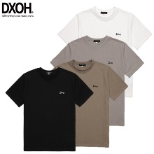 [DXOH] SIDE LOGO T SHIRT 4COLOR