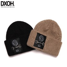 [DXOH] WORLDWIDE BEANIE 2COLOR